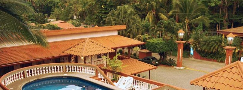 Hotel Villa Bosque Manuel Antonio Costa Rica